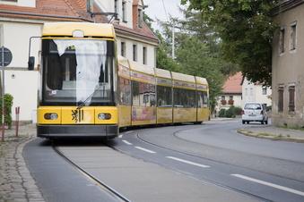 Busse und Bahnen sollen Dresdens Autos verdrängen