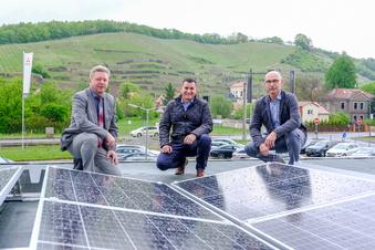 Nächste Photovoltaikanlage für Radebeul