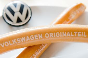 Currywurst ade: Volkswagen macht Kantine fleischfrei