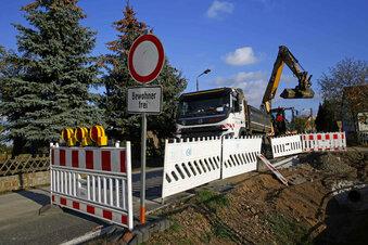 Oßling: Verzögerungen beim Straßenbau