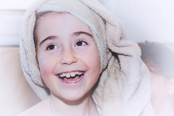 Gegen Läuse hilft kein Handtuch-Turban