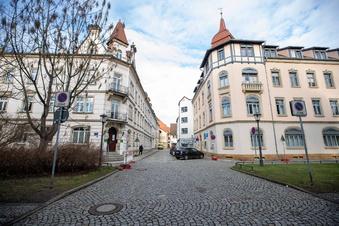 Pirna: Stadtgraben bleibt unter Verschluss