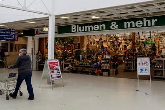 "Heidenau: ""Blumen & mehr"" bald weg - Anfang vom Real-Ende?"