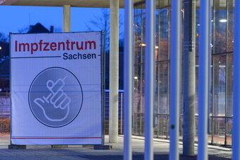 Impftermine in Sachsen erst wieder ab März