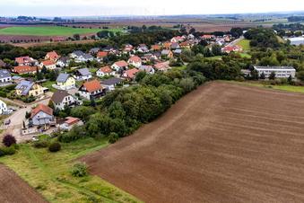 Kreissparkasse Döbeln erschließt neues Wohngebiet in Ostrau