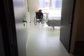 Corona: 85-Jähriger stirbt in Pflegeheim Radeberg