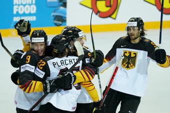Eishockey-Nationalteam im WM-Halbfinale