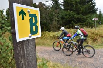 Sachsen will führendes Reiseziel für Mountainbiker werden