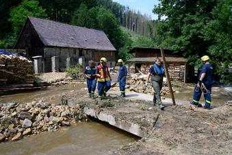 Sachsen zahlt rund 700 Millionen in Flut-Aufbaufonds
