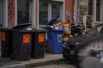 Dresden: Auch Müllgebühren sollen steigen