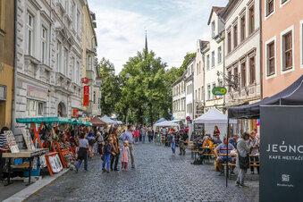 Wird Innere Weberstraße Fußgängerzone?