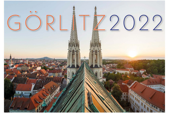 Neu: Görlitz Kalender 2022 für 19,95€
