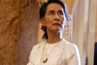 Myanmar: Polizei verwüstet Parteizentrale