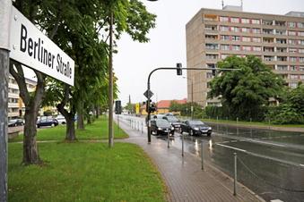 Riesa: Berliner Straße ist bald dicht