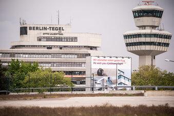 Flughafen Berlin-Tegel bleibt am Netz