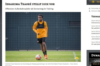 Dynamo: Ex-Gladbacher Traore zum Probetraining