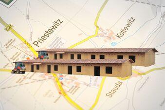 Fertigbauhäuser auch in Priestewitz