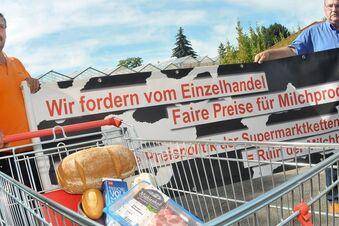 Bauern demonstrieren in Berlin