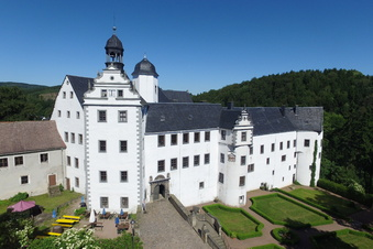 Konzert zur Öffnung von Schloss Lauenstein