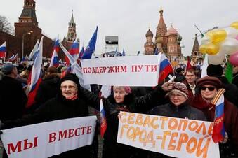 Der Kreml hat es eilig