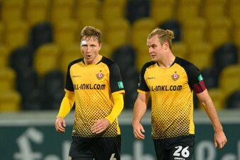 Dynamo sucht Ersatz für Führungs-Duo