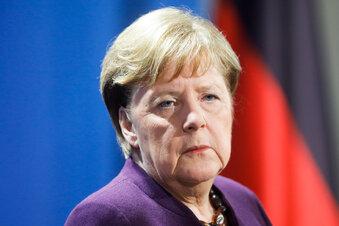 Merkel appelliert an Disziplin der Bürger