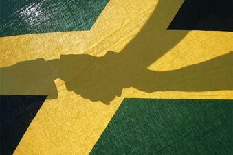 Auf dem Weg nach Jamaika