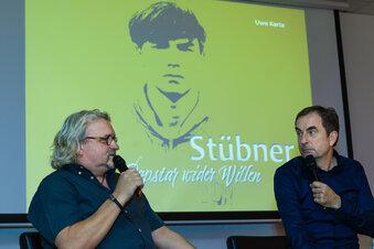 Was Dynamos Legenden über Stübner erzählen