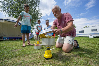 Der neue Boom auf Sachsens Campingplätzen