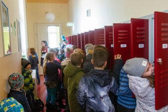 Grundschule Dohna platzt aus allen Nähten