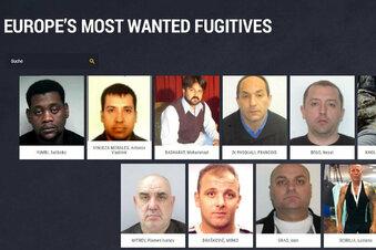 Europol sucht gefährliche Sexualverbrecher