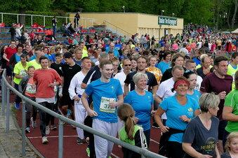 Döbeln: Lauf mit Herz ohne Massenstart
