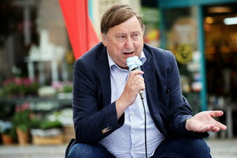 André Hahn ist Kandidat für den Bundestag