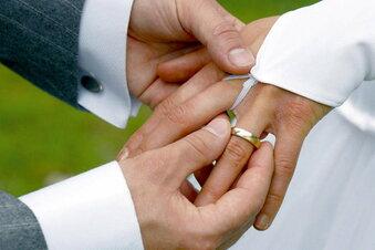 Hochzeitsstimmung trotz Corona