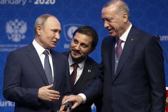 Putin und Erdogan wollen Libyen befrieden