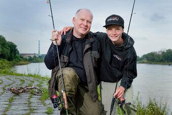 Plötzlich Angler-Coach