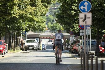 Wird die Bahnhofstraße Fußgängerzone?