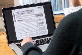 Erste Steuerbescheide ab Ende März