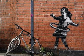 Banksy meldet sich wieder