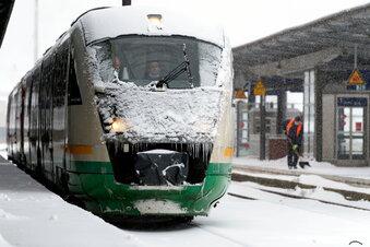 Kreis Bautzen: Fahrplan bleibt ausgedünnt