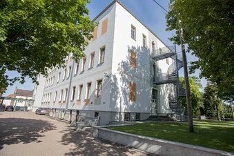 Änderung an Radeburger Schulbau-Plänen