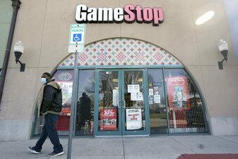 Handel mit Gamestop-Aktien eingeschränkt