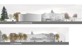 So könnte das Parkhaus in Bad Muskau aussehen