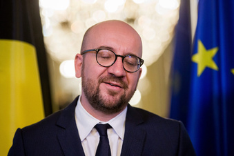 Belgiens Regierungschef kündigt Rücktritt an