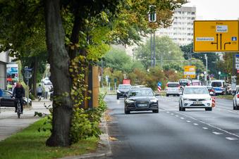 Albertstraße bekommt Radwege
