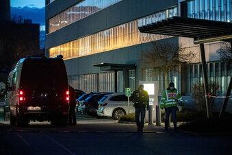 Briefbombe in Lidl-Zentrale explodiert