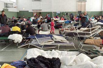 Dringend gesucht: Plätze für Flüchtlinge