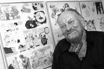 Mohammed-Karikaturist gestorben