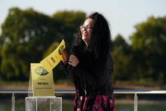 Dresdner DSDS-Kandidatin ist weiter