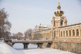 Der Zwinger in Dresden bekommt eine neue Brücke